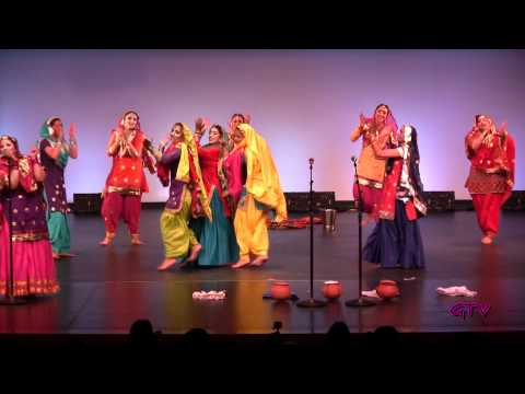 Majajanan  Tor Punjaban Di Giddha Competition 2012 video