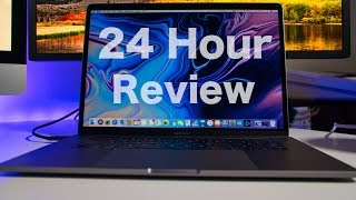 "MacBook Pro 15"" (2018) - 24 Hours Later Review"