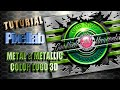 download TUTORIAL PIXELLAB LOGO 3D METAL & METALLIC COLOR