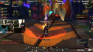World of Warcraft raid/heroic. Road to 1k subs come hang out with me