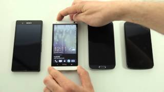 Galaxy S4, HTC One,Xperia Z,Nexus 4 Pil Şarj Hızı Performans Testinde