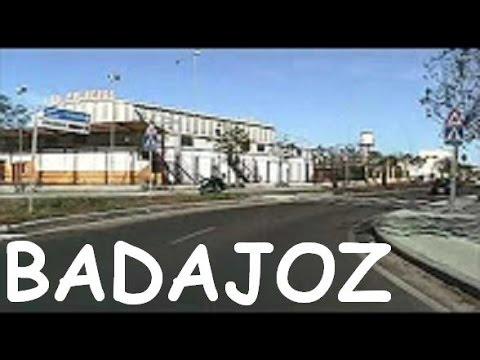 Badajoz - Por las calles de Badajoz  , Extremadura  / Streets of Badajoz - Cities in Spain