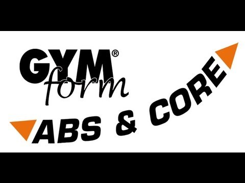 GYMFORM ABS&CORE www.islshop.co.uk