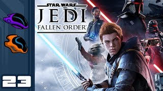 Let's Play Star Wars Jedi: Fallen Order - PC Gameplay Part 23 - Friends In Unexpected Places