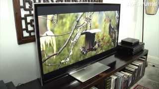 Panasonic GT60 TX-P50GT60B 3D Plasma TV Review