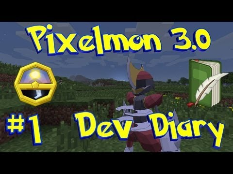 Pixelmon 3.0 - Dev Diary [Ep 01] - NEW SPAWNING SYSTEM!