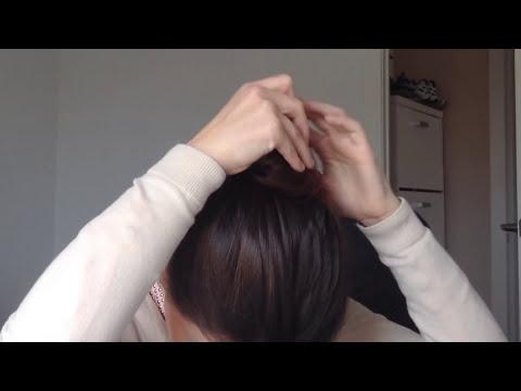 Hair   Peinados fáciles para el pelo corto