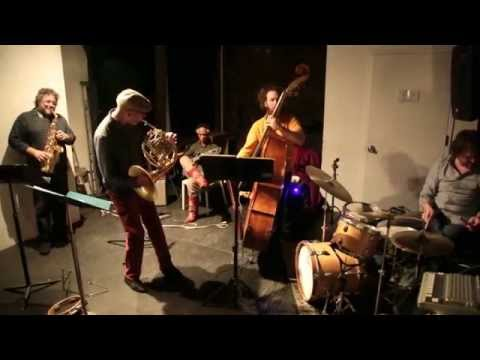 Sadhana - at the Will Connell Residency - The Stone, NYC - December 26 2014