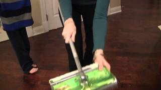 Swiffer Sweep and Trap Review