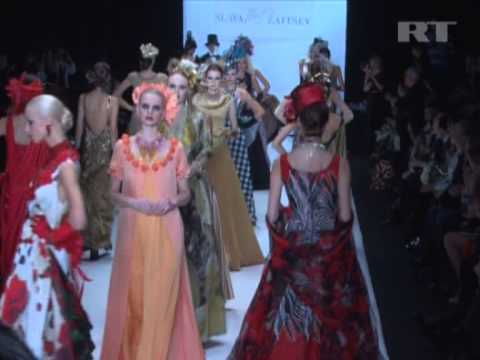 Spring 2013 FASHION SHOW in Moscow | Russia, Ukraine, UK, Georgia, Spain, US & Thailand