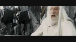 Gandalf vs Orcos