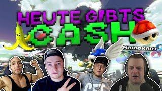 Heute gibt es Cash | Mariokart 8 | feat. Monte, Flying Uwe, Solutionplayz