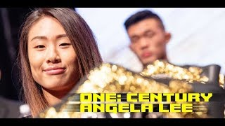 ONE Century Pre-Fight Interview: Angela Lee