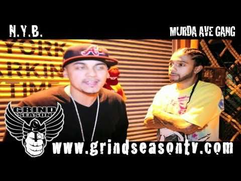 Exclusive Cortez interview on Grind Season Tv (Mentions Marvwon)