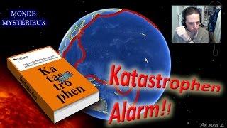 """L'Allemagne Prévient qu'une Grande Catastrophe se Prépare avec """"Katastrophen Alarm""""?"""