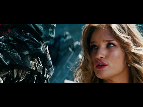 Transformers Dark of the Moon Optimus Prime Vs Sentinel Prime (Blu-Ray) Edition