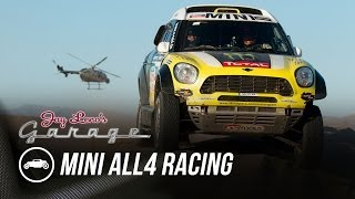 2014 Dakar Rally Winner: Nani Roma and MINI ALL4Racing - Jay Leno