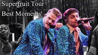 SUPERFRUIT TOUR - BEST MOMENTS