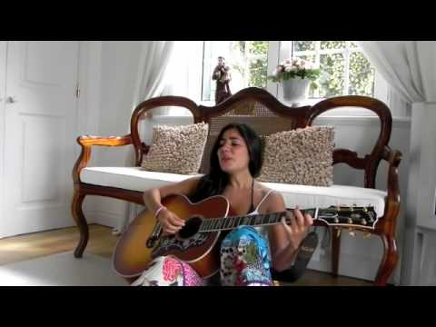 Mia sings Jack Johnson - Better Together Music Videos