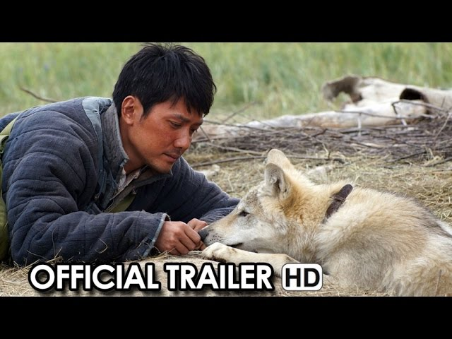 Wolf Totem Official Trailer (2015) - Jean-Jacques Annaud HD