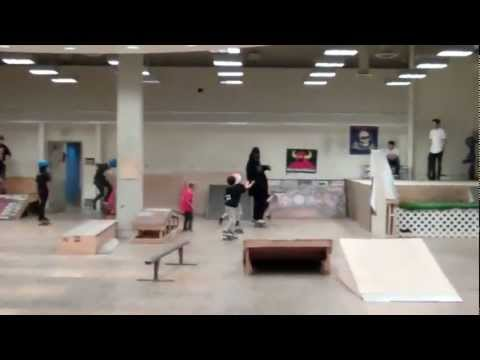 Oneway boardshop contest quick clips