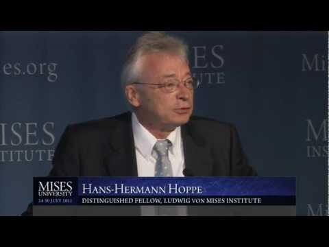 Property and the Social Order | Hans-Hermann Hoppe