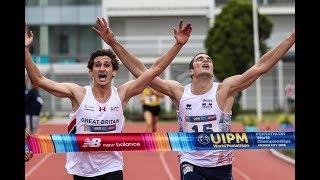LIVE Modern Pentathlon World Championships - Mexico City - Men's Individual - Laser Run