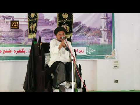 Baghra Majalis 2018 | 2nd Day 7th Majlis | Moulana Waqar Ahmed Gopalpuri Sahab | 22 June