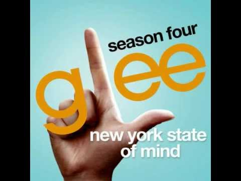 Glee Cast - New York State Of Mind (glee Cast Version) video