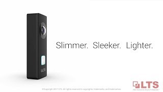 Full HD Video Doorbell - The Best Wireless Doorbell Solution That's Easy to Install, LTK6128W-WIFI