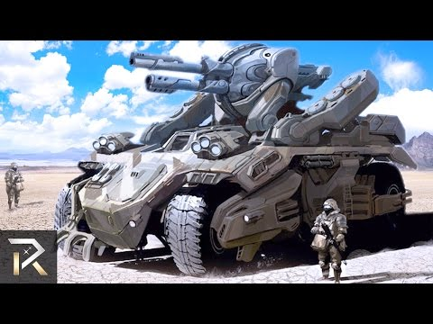 Top Secret Advanced Military Weapons