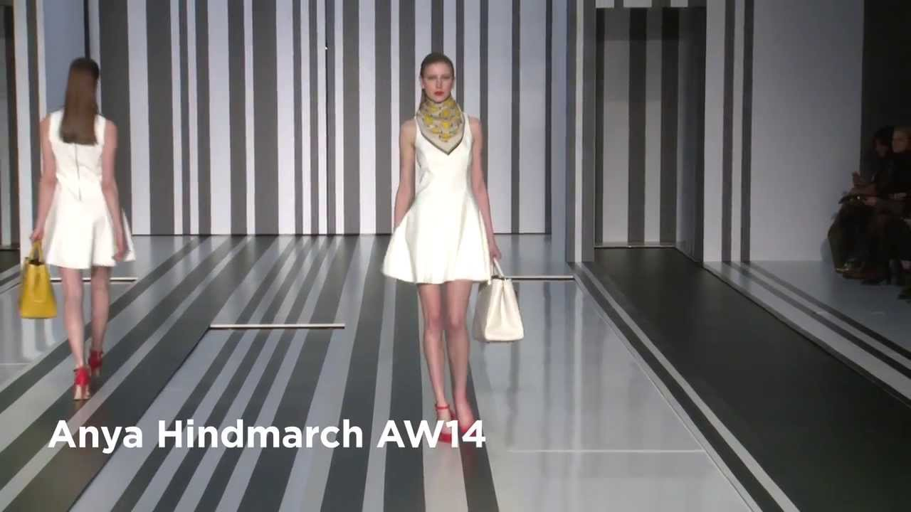 Anya Hindmarch Autumn Winter 2014 Collection recommend