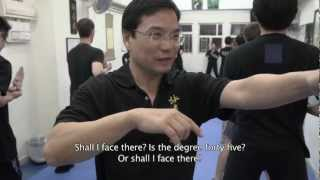 WING CHUN a documentary with Donald Mak by Empty Mind Films