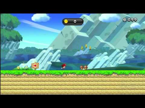 New Super Mario Bros. U Review - IGN Reviews