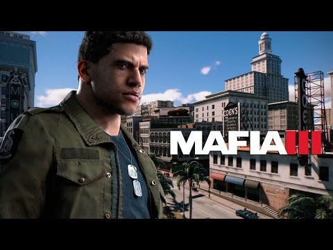 Mafia III《四海兄弟3》試玩 - 這遊戲玩法好熟悉啊~~~
