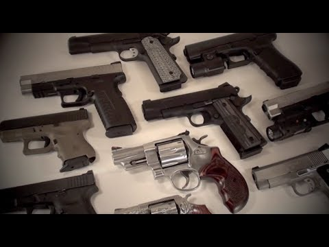 Top Ten Handguns - 2010