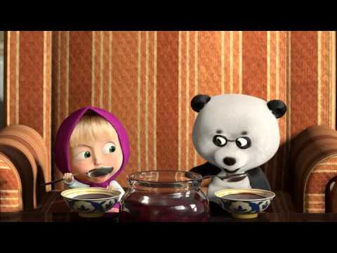 Маша и медведь 17.Дальний родственник