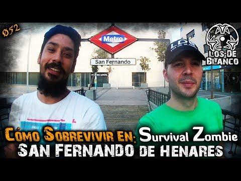 Survival Zombie San Fernando de Henares Cómo Sobrevivir Ø52