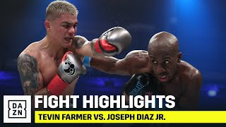 HIGHLIGHTS | Tevin Farmer vs. Joseph Diaz Jr.