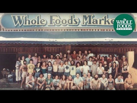 The Whole Story l The History of Whole Foods Market® | Whole Foods Market