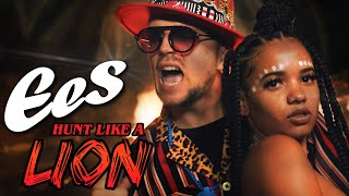 """cover album EES feat. Lioness - """"Ht Like A Lion"""""""