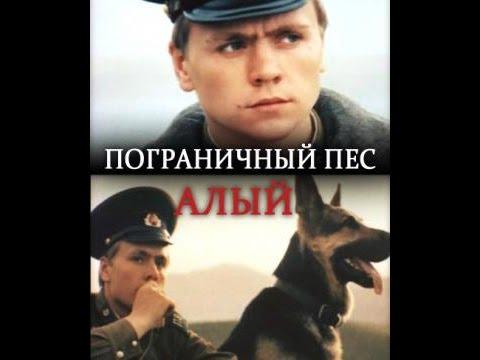 Пограничный пёс Алый . Клип на фильм.