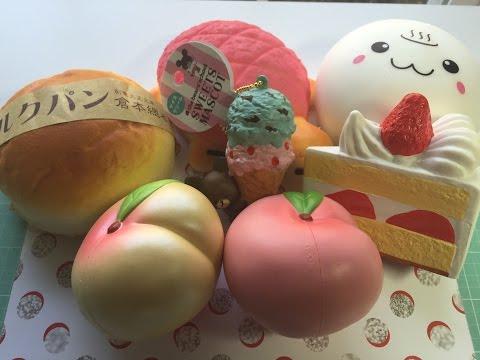 My Squishy Haul : Aoyama Tokyo Squishies