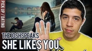 5 Signs a Girl Likes You