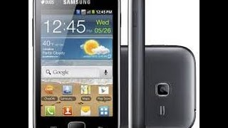 Firmware Stock Rom Samsung Galaxy Ace GT-6802b