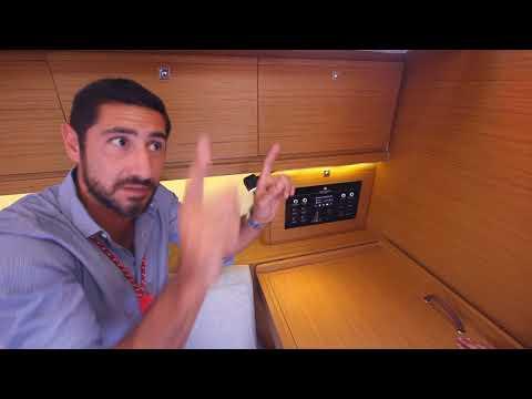 Paolo Serio di Dufour Yachts: così la barca è veramente connessa
