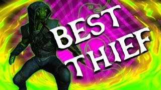Skyrim - Best Thief Build