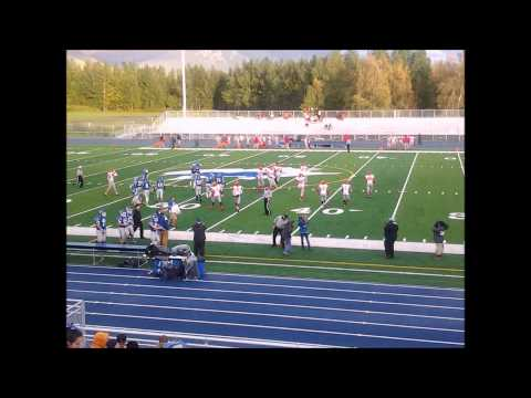 Cathy Tilton, candidate for House District 12 recognizes all the exceptional student athletes of the Chugiak Mustangs, the Colony Knights, the Palmer Moose a...