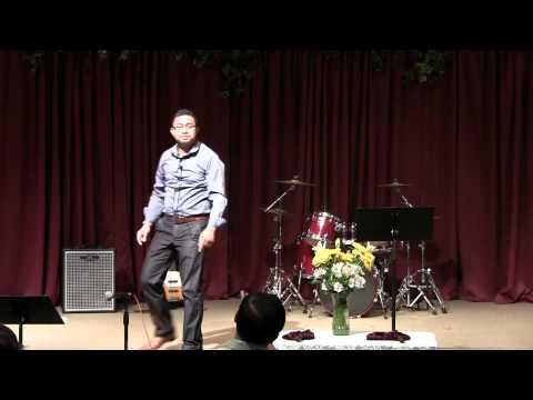 Saya David Lah sermon MICC Fort Wayne USA (2012)