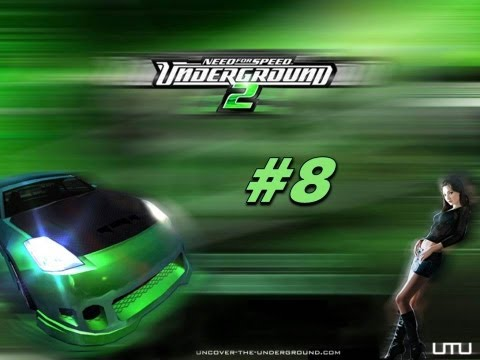 Let's Play NfS Underground 2 #08 - Let's Upgrade
